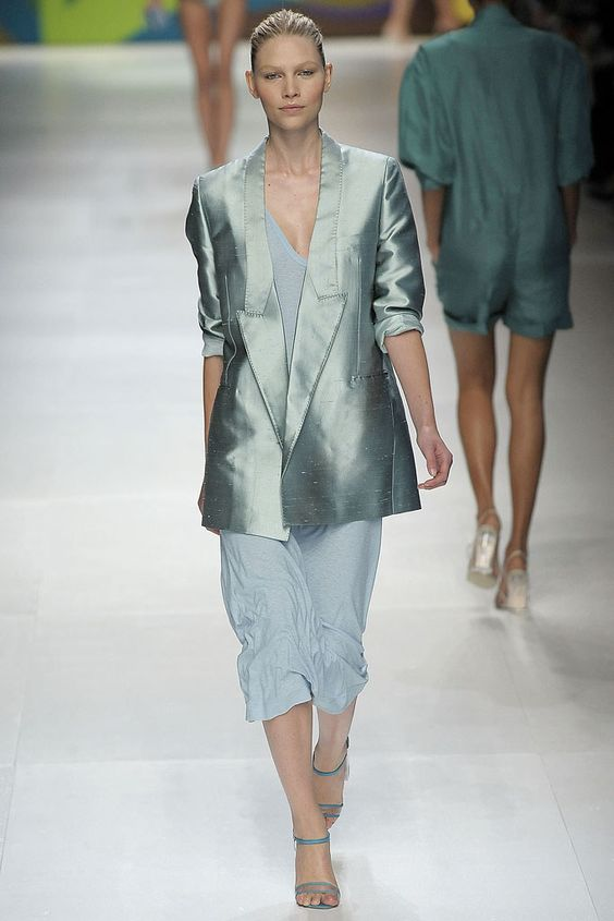 Stella McCartney Spring 2009 Ready-to-Wear Fashion Show - Lakshmi Menon