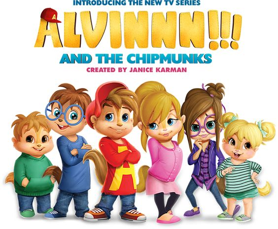 Alvin and the chipmunk porn