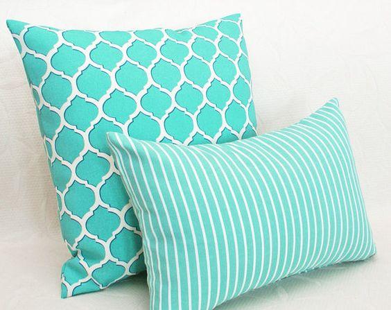Decorative Turquoise Throw Pillows : Pinterest ? The world?s catalog of ideas