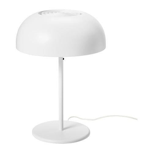 Nymane White Table Lamp Ikea White Table Lamp Lamp Table Lamp
