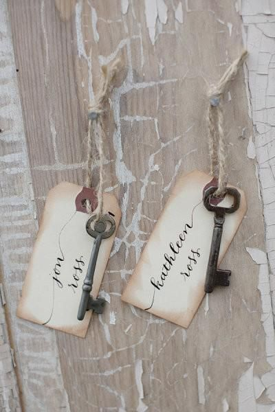 key placecards
