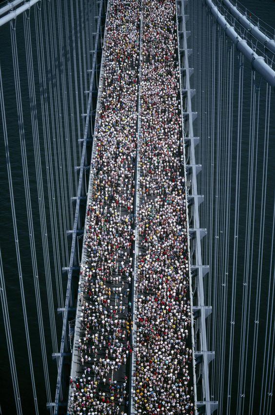 La maratón de Nueva York, Nueva York (Estados Unidos)=The New York City Marathon, New York (United States):