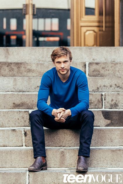 William Moseley The Royals Interview | Teen Vogue