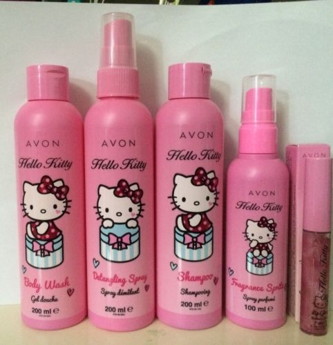 #Hello #kitty gift set #x5pcs,  View more on the LINK: http://www.zeppy.io/product/gb/2/232066413855/