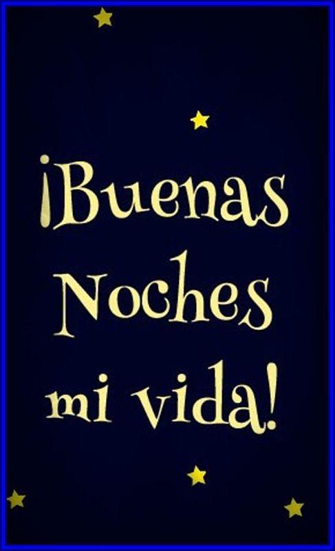 Frases Y Mensajes De Buenas Noches Mi Amor Buenas Noches Amor
