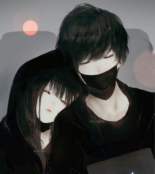 Casais Tumblr De Animes Casais Bonitos De Anime Desenhos De Casais Anime Casal Anime