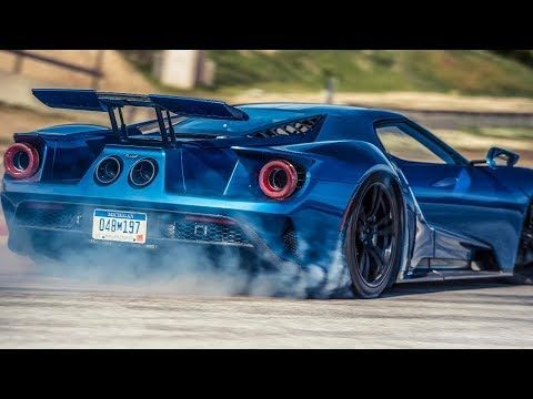 Top Gear On Track In The New Ford Gt Supercar Youtube Ford Gt Super Cars Ford Gt 2017