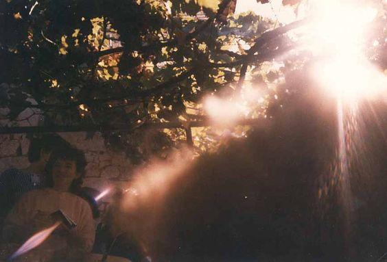 VICKA transpassada por uma lança de lUZ SOLAR.