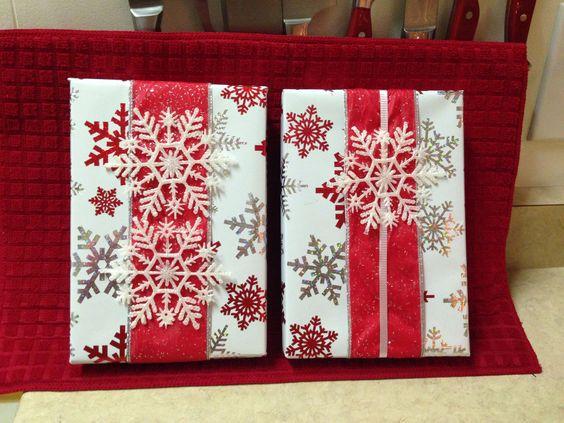 Christmas gift wrap SNS DESIGNS