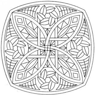 7 das Artes: Gráficos de mandalas para utilização em diversos suportes.