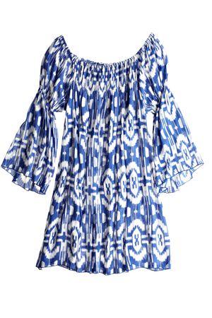 Calypso River Printed Dress