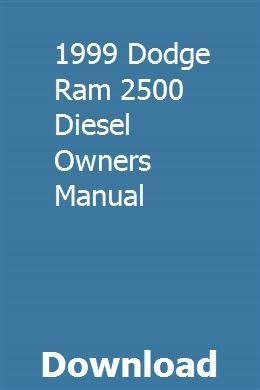 1999 2000 2001 dodge ram 1500 2500 3500 service repair manual.