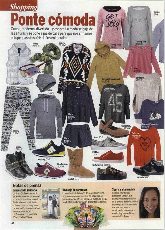 Parka Soyunachicanormal en la revista Telenovela (diciembre 2013)