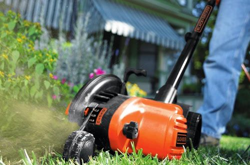 Top 10 Best Gas Powered Electric Lawn Edgers For Sale Reviews In