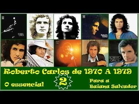 As Melhores Do Rei Roberto Carlos De 1974 1975 E 1976 Youtube