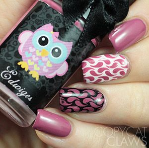 Esmaltes da Kelly- Animals- Edwiges