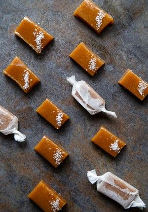 Apple Cider Caramel, small batch @dessertfortwo