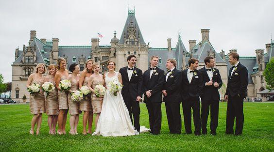 Biltmore Estate Wedding Builtmore And Grounds Pinterest Weddings