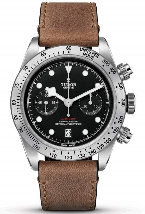 Tudor Black Bay Chrono Ref. 79350