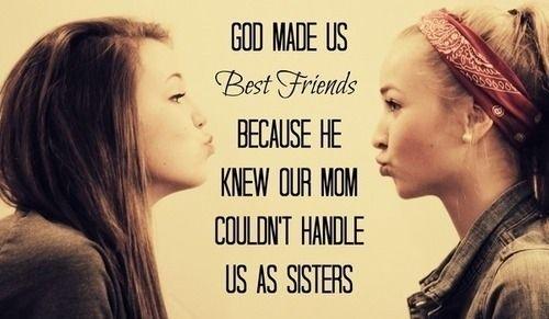 So true love you best friend