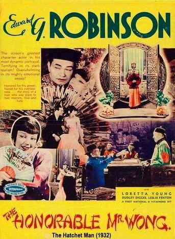 El hacha justiciera (1932) Stars: Edward G. Robinson, Loretta Young,: