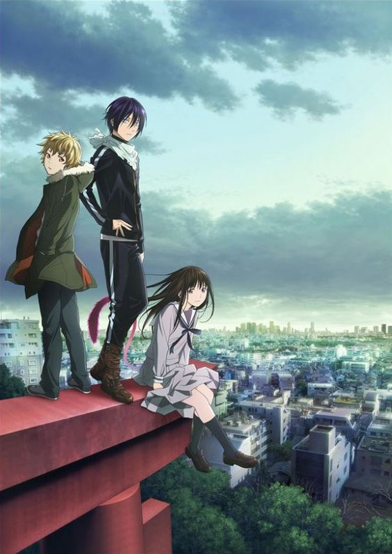 Noragami - How I quickly fell in love with this series! Cracks me up. Love the characters and their relationship to one another.: