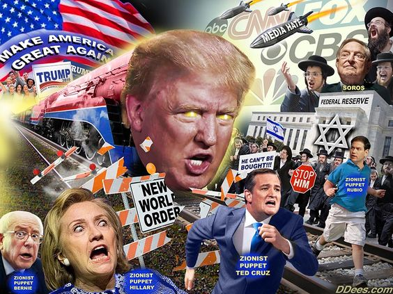 Image result for david dees trump train