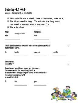 wilson reading program lesson plan