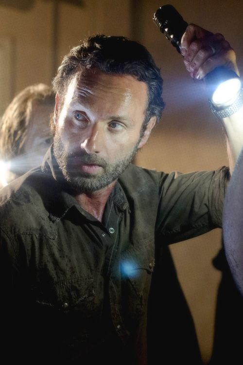 rick grimes andrew lincoln - photo #39