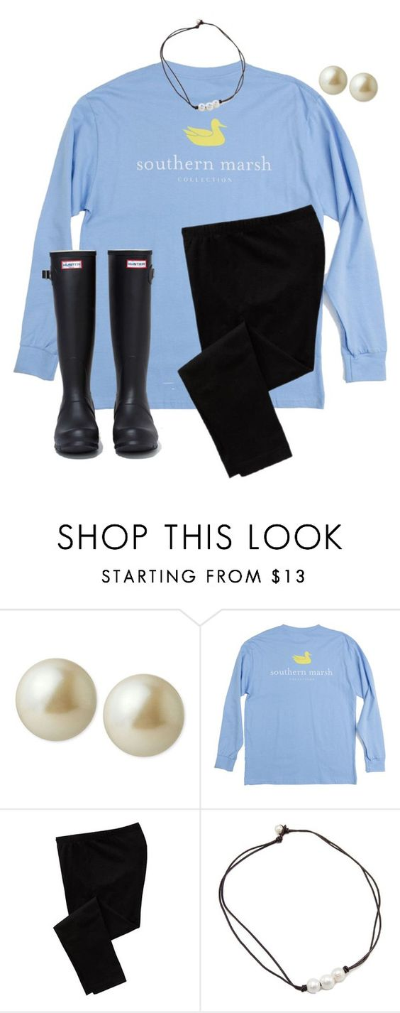 """Thank you for 800!!!!!!!"" by christyaphan ❤ liked on Polyvore featuring Carolee, Old Navy and Hunter"