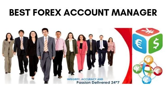 best forex managers