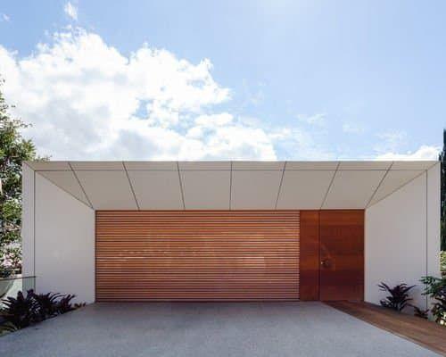 13 Modern And Contemporary Garage Designs Modern Home Garage