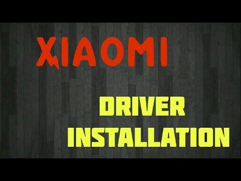 How To Install Xiaomi Redmi Note 3 Drivers On Windows 10 Xiaomi Installation Tech Company Logos