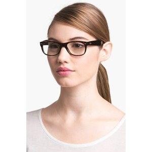 ray ban new wayfarer frames  Ray Ban New Wayfarer Eyeglasses - Ficts