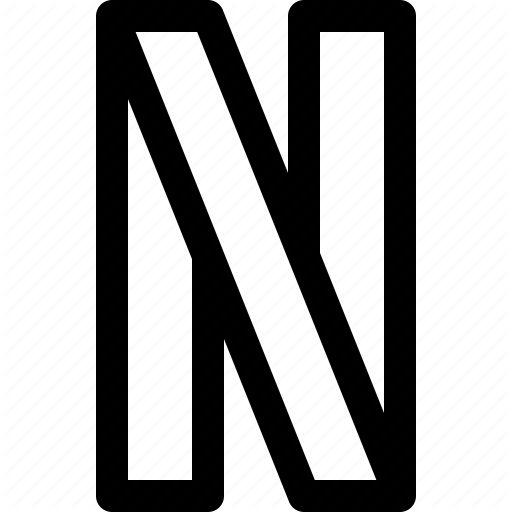 Netflix Png Widget Icon Homescreen Company Logo