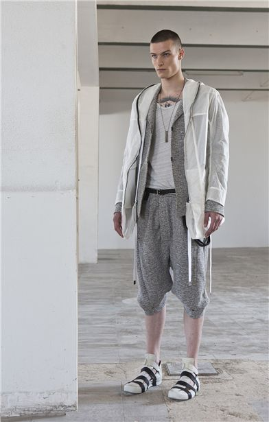 Boris Bidjan Saberi S/S14 look 03