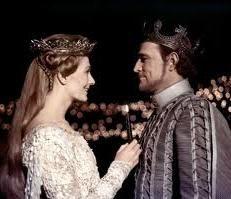 Camelot, Richard Harris and Vanessa Redgrave.  operaqueen.tumblr.com