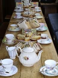 .tea party