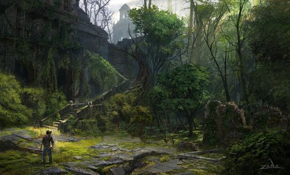 Concept Root - Concept Art from the Games and Movie Industries
