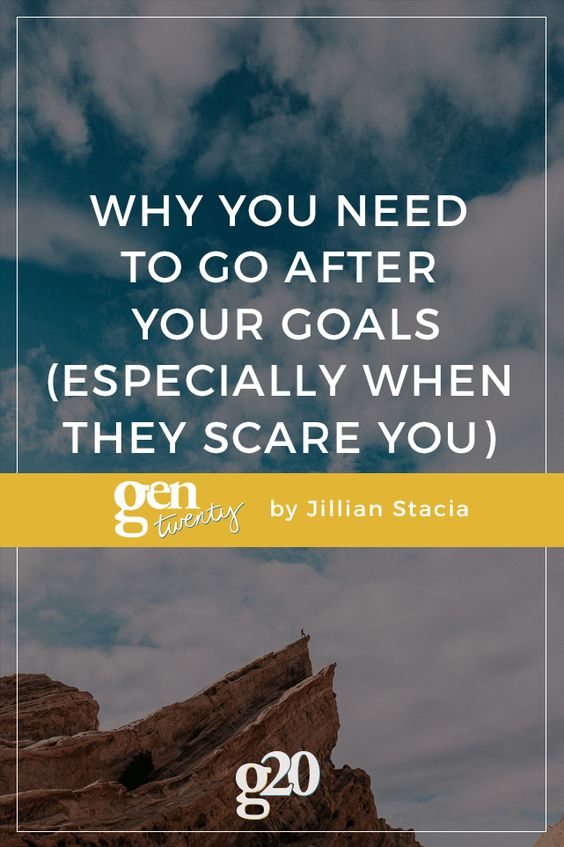 Some of our biggest goals are scary to even say out loud. When you need extra…