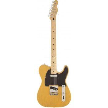 Fender FSR Deluxe Telecaster Butterscotch Blonde