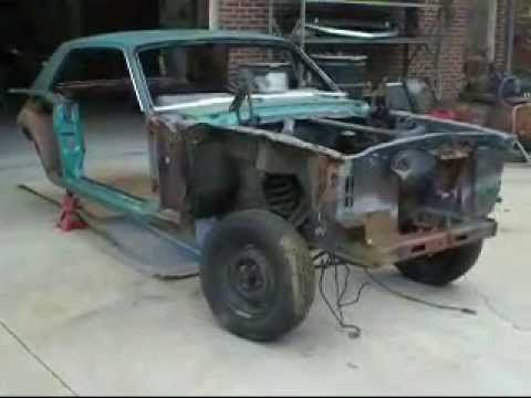 1965 Mustang Floor Pan Install Youtube In 2020 1965 Mustang Mustang Chassis Fabrication