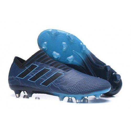 Adidas Nemeziz 17 360 Agility Fg Football Boots Dark Blue Adidas Soccer Shoes Football Boots Cheap Football Boots
