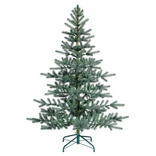 5 5 Ft Target Faux Christmas Trees Artificial Christmas Tree Blue Christmas Tree
