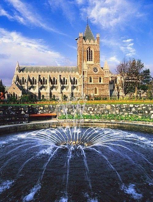 Catedral de St. Patrick, em Dublin, Irlanda    Catedral de St. Patrick ( DUBLIN, IRLANDA)!!!  :-)