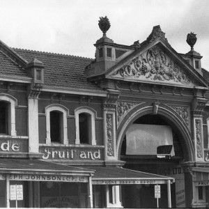 Adelaide Fruit and Produce Exchange, 1904. Architect was my great grandfather, Henry James Cowell.