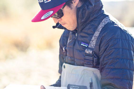 » Layering: Keeping Warm While Winter Fishing