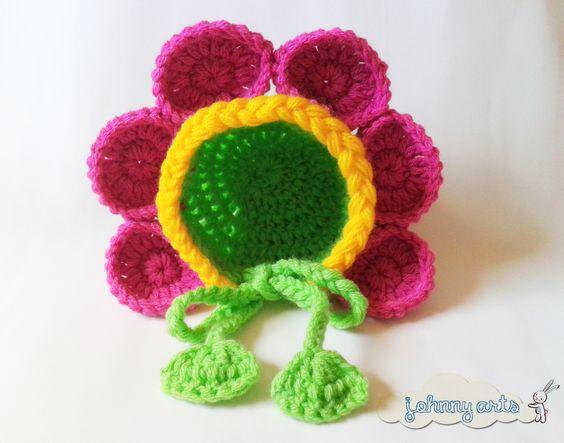 toucas de croche newborn - Pesquisa Google