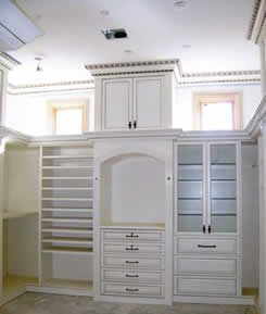 millwork in closets - Google Search