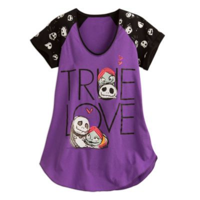 Bitter sweet love! These Tsum Tsum's show life and death can't come between the love they have for each other on this raglan tee with glittery 'True Love' letter design.